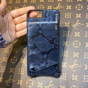 Bandolier snakeskin case iPhone 6/7 Plus